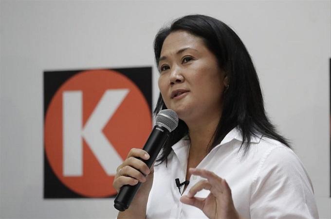 Fiscal José Domingo Pérez pide prisión preventiva contra Keiko Fujimori