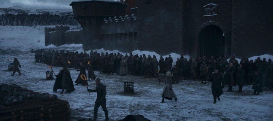 ¡Véalo! En pleno capítulo de Games Of Thrones aparece un vaso de Starbucks y las redes revientan