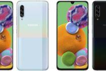 Descubre el Galaxy A90 el celular 5G más económico de Samsung