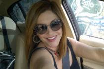 Gigi Zanchetta y sus fotografías ¡como Dios la trajo al mundo!
