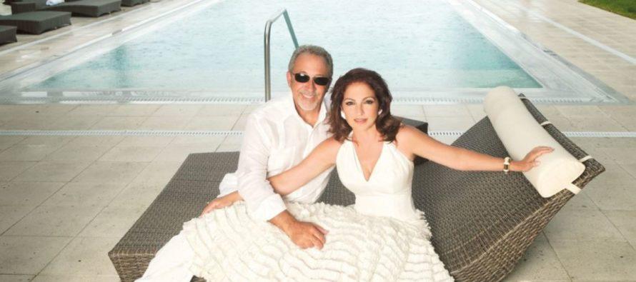 Gloria y Emilio Estefan se gastaron más de $15 millones en la remodelación de su hotel de Miami