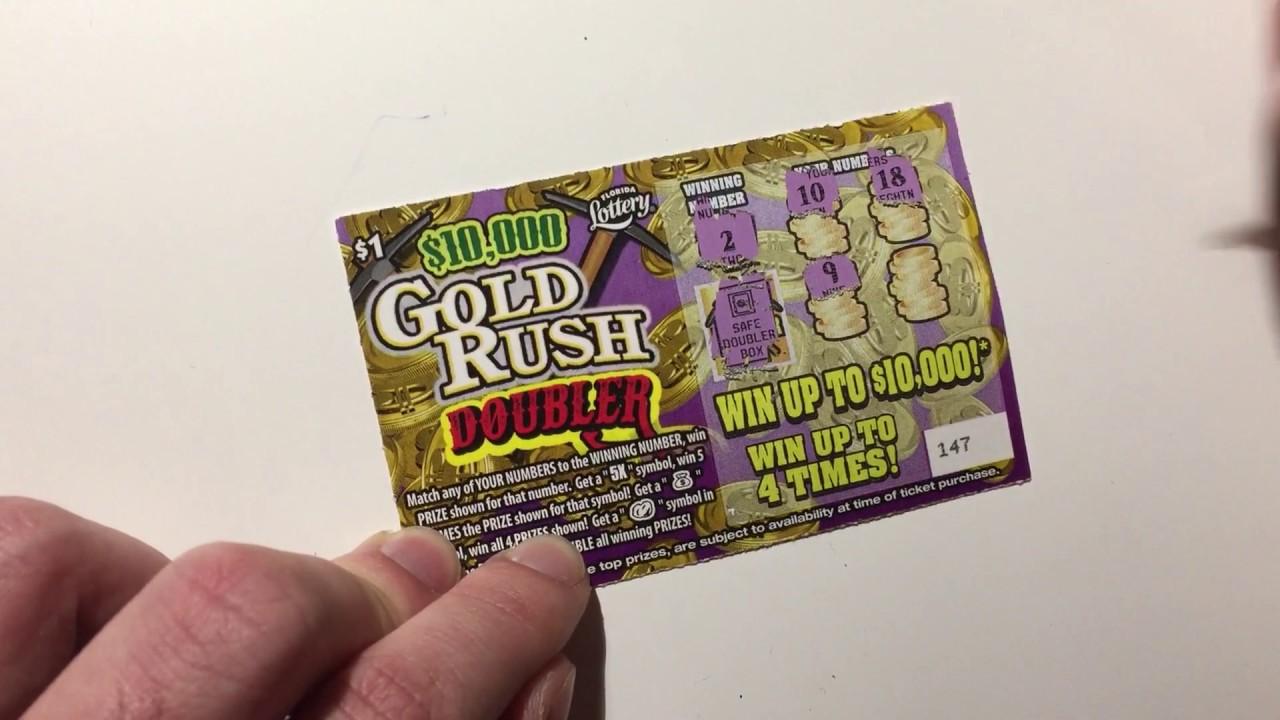 Mujer ganó $2 millones en la lotería de Florida a 3 días de su cumpleaños - MiamiDiario.com