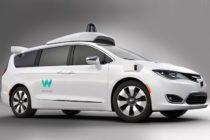 Vehículo Google Waymo será probado bajo fuertes lluvias en Florida