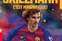 Barcelona pagó 120 millones de euros por Antoine Griezmann