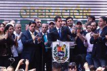 """Guaidó convoca manifestación nacional y detalla """"Operación Libertad"""""""