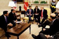 Reunión con Trump fue «muy productiva» según Guaidó
