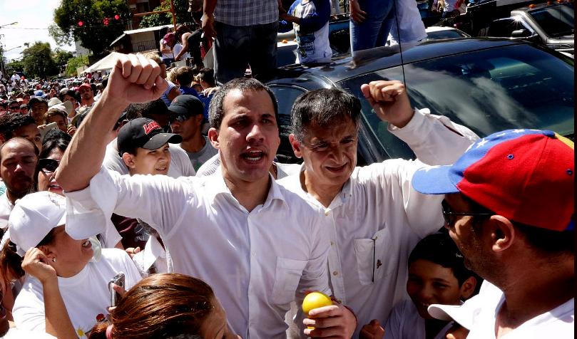 Venezuela expulsa a embajadora de la UE