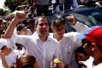Guaidó afirma que no hay razón para quedarse en casa el martes 10 de marzo