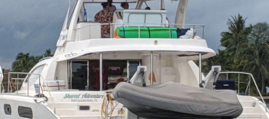 Guardia Costera detuvo a 7 personas en catamarán ilegal cerca de Fort Lauderdale