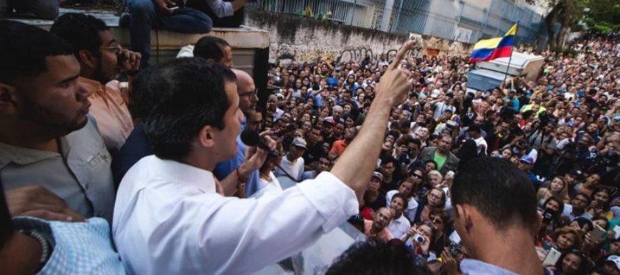 Régimen venezolano usa su TSJ para intentar violar inmunidad a Guaidó