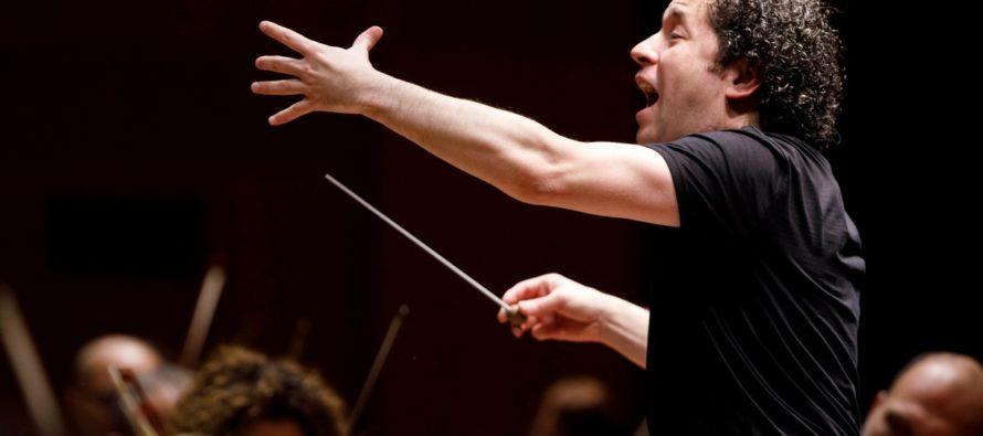 Director venezolano Gustavo Dudamel se lleva su segundo premio Grammy