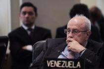 Embajador venezolano en la OEA solicitó visitas «in loco» de CIDH en Venezuela