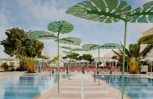 Miami Beach: Pharrell Williams y David Grutman inauguraron el Hotel  Goodtime - Miami Diario