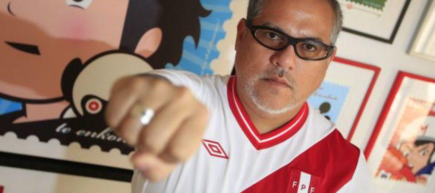 El artista gráfico Cherman presentará sus obras en la octava edición del PeruFest USA 2019