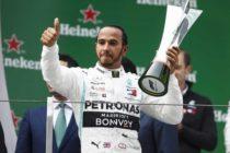 Lewis Hamilton sacó toda su fortaleza para vencer en el Gran Premio de China