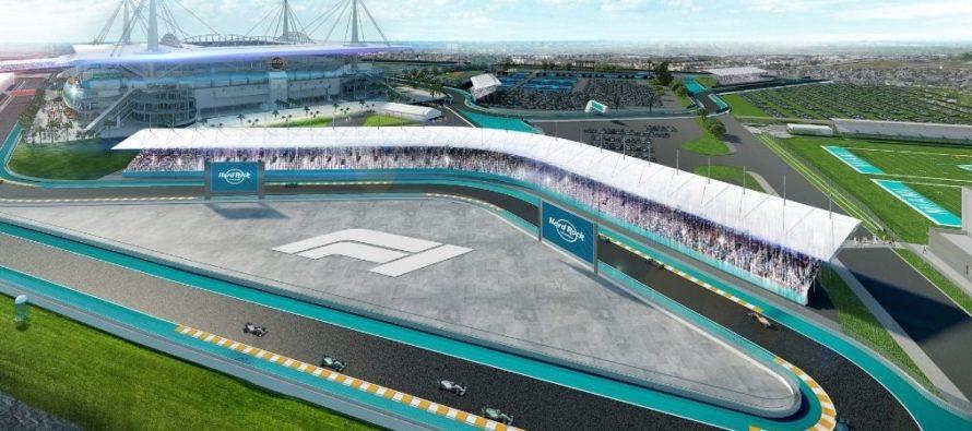 Protestas en Miami ante posible carrera de Fórmula 1 en el Hard Rock Stadium