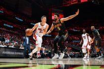 Heat festejó Halloween a lo grande con victoria ante Hawks