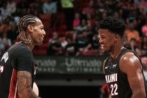 Heat hizo vibrar Miami dándole una paliza a Rockets (Videos)
