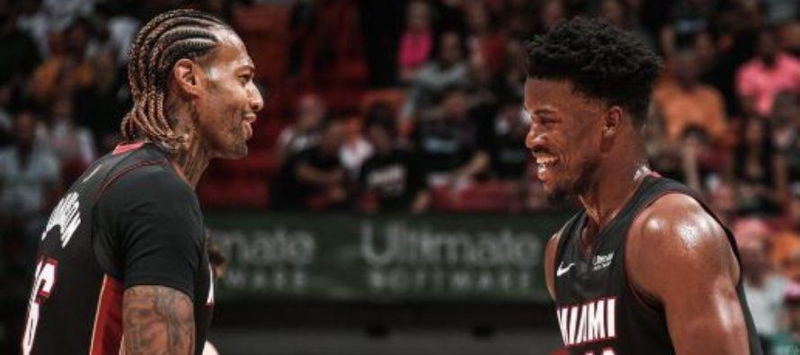 Miami Heat tiene su mejor comienzo de temporada desde 2012