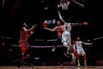 Nuggets le pusieron un freno a la racha de victorias del Heat