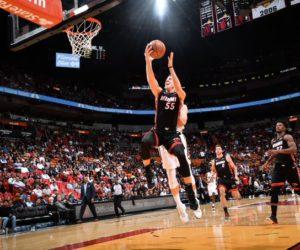 Heat sigue imbatible en el American Airlines Arena ante Pelicans