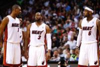 LeBron, Wade y Bosh la mejor opción para comprar al Heat