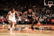 Heat le arrebató el invicto a los actuales campeones en Toronto