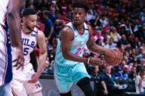 Heat le propinó una felpa en Miami a uno de los candidatos al título de la NBA