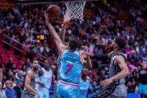 Heat ganó su segundo partido consecutivo ante Nets