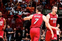 Heat se llevó cuarto triunfo al hilo con récord de triples incluido (Videos)
