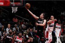 Heat volvió a la senda victoriosa en su visita a Washington (Video)