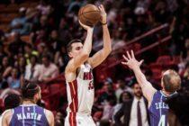 Hornets propinaron sorpresiva derrota al Heat en Miami