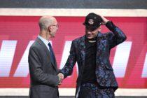 Tyler Herro fue la escogencia del Miami Heat en el Draft 2019