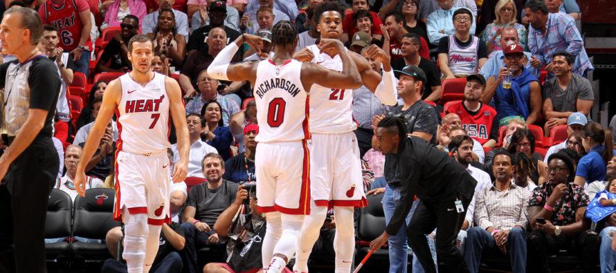 Heat piensa en grande para la próxima temporada