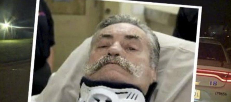 Capitán retirado de Florida quedó paralítico después de intentar asesinar a su exesposa