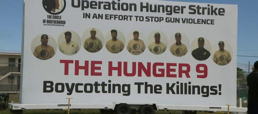 En Liberty City realizan huelga de hambre en protesta por violencia con armas de fuego
