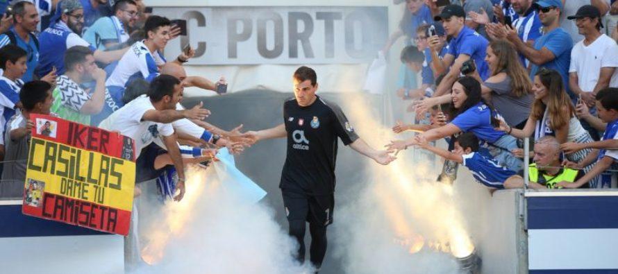 Iker Casillas sufrió un infarto este miércoles y se encuentra estable