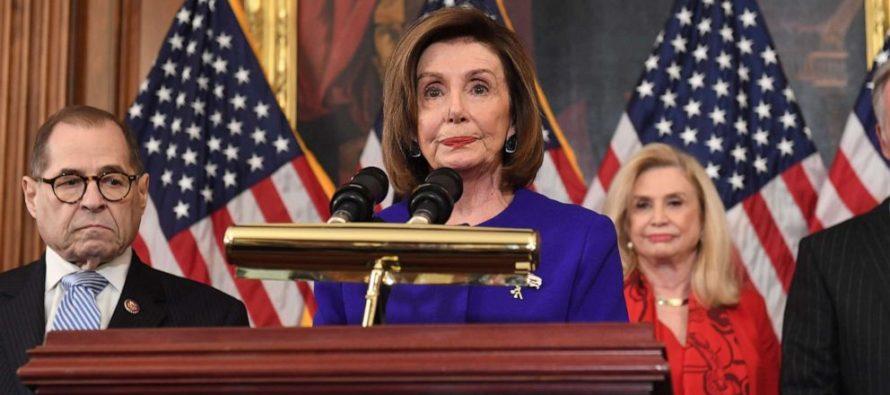 Juicio Político: Demócratas acusan a Trump de abuso de poder y obstrucción a las labores del Congreso