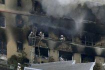 #PrayForKyoani: Ascienden a 33 los muertos por incendio provocado en estudio de Anime en Kyoto