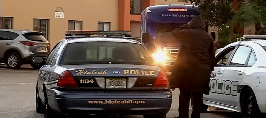 Policía de Hialeah arrestó a sujeto que intentó secuestrar a su ex-esposa