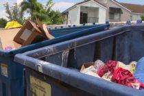Una bebe recién nacida es hallada  aún con vida en un basurero de Boca Ratón, Florida