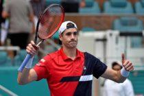 John Isner disputará su segundo final seguida del Miami Open