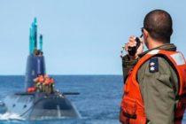 Marina de Israel realizó ejercicio naval a gran escala