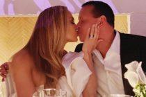 ¡Pronto habrá boda! JLo y Alex Rodríguez celebraron fiesta de compromiso