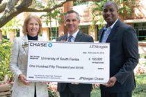 Centro de ciberseguridad de Universidad del Sur de Florida recibió donativo de JPMorgan Chase por $150,000