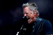 Suspenden gira mundial de Metallica tras el ingreso de su vocalista a centro de desintoxicación