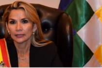 Presidenta encargada de Bolivia firmó ley para celebrar elecciones generales