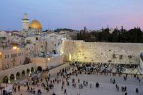 Jerusalem es la ciudad donde coinciden y conviven las religiones