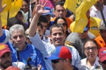 Represión de las fuerzas de seguridad de Maduro impidieron el paso de la marcha de la oposición (fotos)