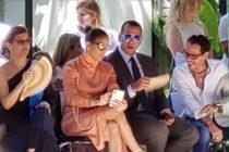 JLO compartió en la fiesta de graduación de sus hijos junto a A-Rod y Marc Anthony